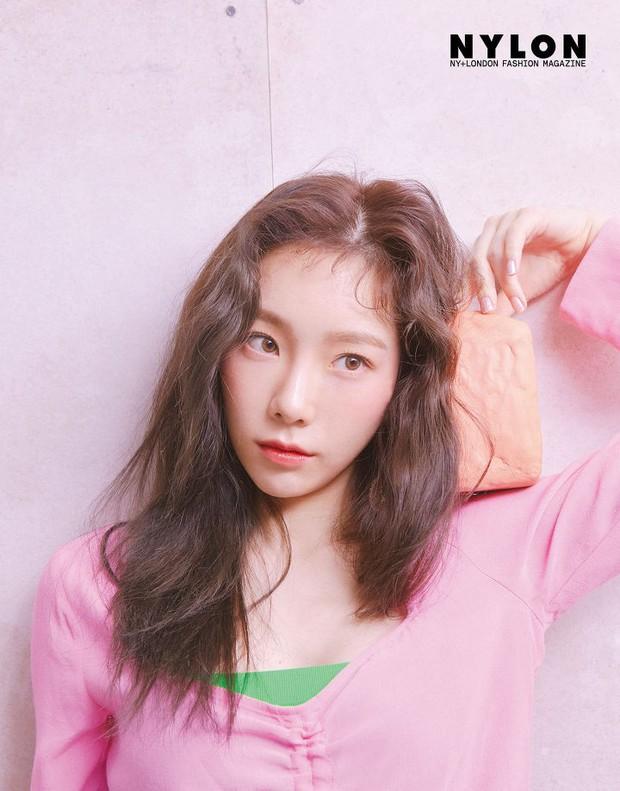 Ở tuổi 30, Taeyeon dọa soán ngôi nữ thần nhan sắc SNSD của Yoona nhờ bộ hình tạp chí mới đẹp như tiên tử - Ảnh 15.