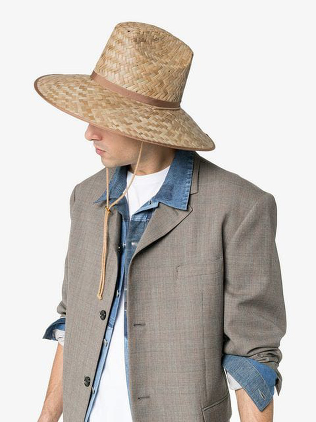 Tin được không: Gucci vừa ra mắt mũ cói giá 9 triệu, trông chẳng khác gì mũ bán đầy ở nước mình - Ảnh 4.