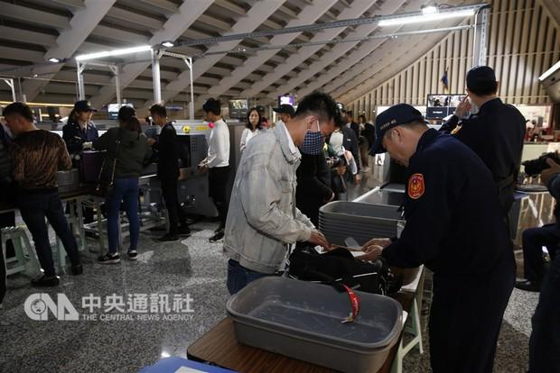 Đài Loan kiểm tra tất cả khách bay từ Việt Nam để ngăn ngừa virus dịch tả lợn, mức phạt có thể lên đến 150 triệu đồng - Ảnh 2.