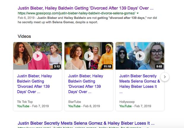 Dân tình náo loạn trước tin Justin Bieber và Hailey Baldwin ly dị sau 139 ngày chỉ vì Selena, nhưng sự thật là gì? - Ảnh 3.