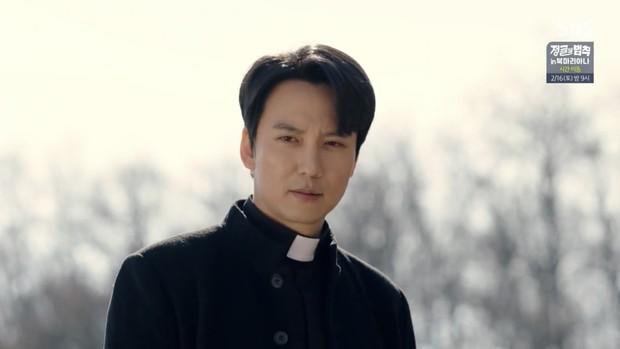 """Ngắm xì tai độc lạ của Hoa hậu đẹp nhất Hàn Quốc trong """"The Fiery Priest"""", đảm bảo đủ vitamin cười cho cả tuần! - Ảnh 8."""