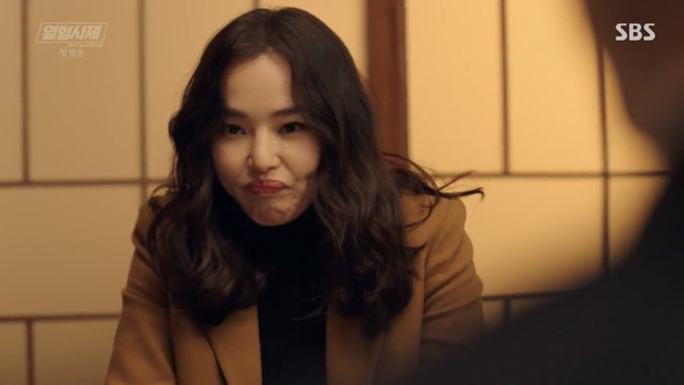 """Ngắm xì tai độc lạ của Hoa hậu đẹp nhất Hàn Quốc trong """"The Fiery Priest"""", đảm bảo đủ vitamin cười cho cả tuần! - Ảnh 5."""
