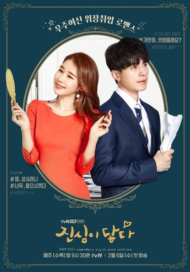 Lee Dong Wook quăng thính Yoo In Na ở hậu trường ngọt thế này bảo sao không bị đồn yêu nhau! - Ảnh 1.