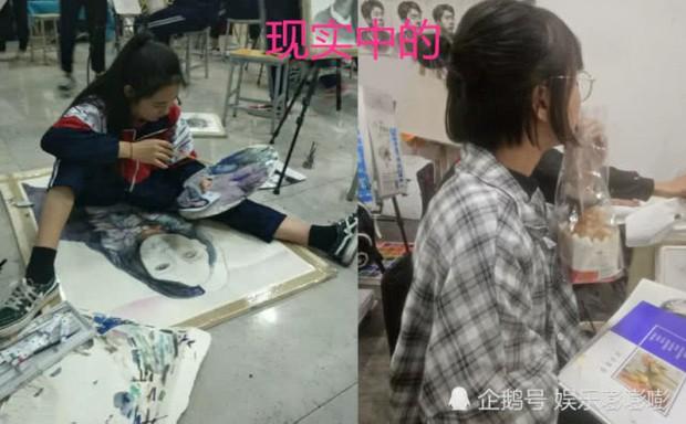 Sinh viên mỹ thuật: Tưởng toàn soái ca mỹ nữ như nghệ sĩ, thực chất là ngày đêm đầu bù tóc rối bên bảng vẽ - Ảnh 3.