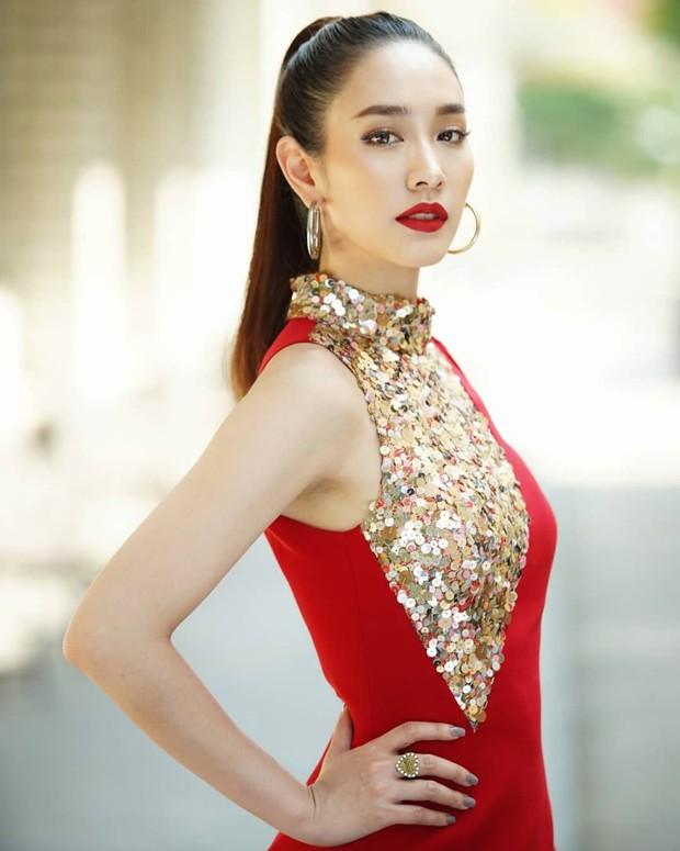 Top mỹ nhân hàng đầu đài CH7 Thái Lan: Không tường thành nhan sắc thì cũng là tiểu thư tài phiệt đời thực - Ảnh 18.