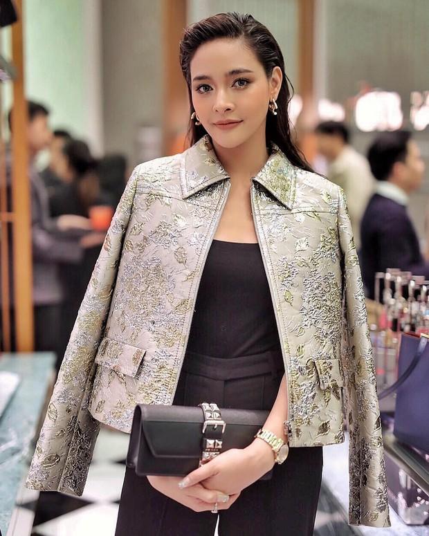 Top mỹ nhân hàng đầu đài CH7 Thái Lan: Không tường thành nhan sắc thì cũng là tiểu thư tài phiệt đời thực - Ảnh 29.