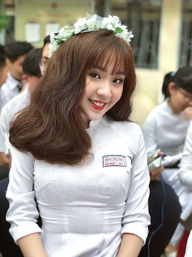 Tuyển tập những nữ sinh hot nhất THPT Hàn Thuyên (Sài Gòn): Ai cũng xinh đẹp, thần thái và rất có tố chất hot girl - Ảnh 9.