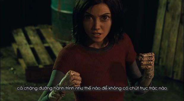Clip phỏng vấn Thiên thần chiến binh Alita: Rosa Salazar không thích làm siêu anh hùng nhờ siêu năng lực - Ảnh 7.
