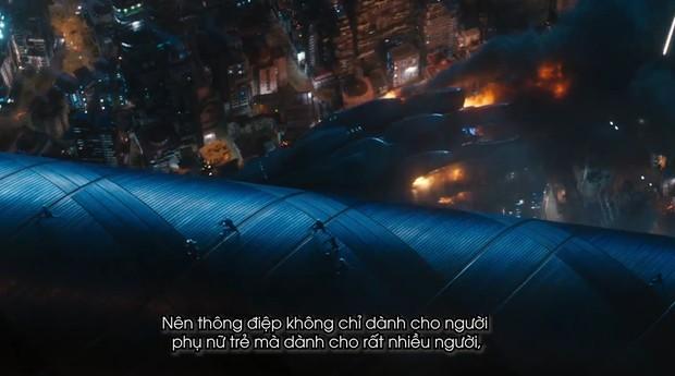 Clip phỏng vấn Thiên thần chiến binh Alita: Rosa Salazar không thích làm siêu anh hùng nhờ siêu năng lực - Ảnh 9.