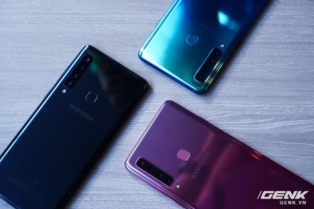 Học tập Xiaomi, Samsung cho biết cứ mỗi tháng sẽ lại đẻ một mẫu Galaxy A - Ảnh 1.