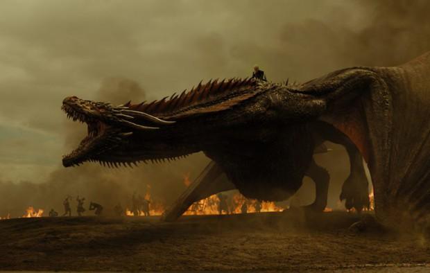 """4 loạt phim đầy tiềm năng kế vị """"ngôi vương"""" Game of Thrones sau khi series này kết thúc - Ảnh 2."""
