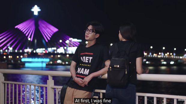 HLV The Face Thái đeo bám Jun Vũ không ngừng khi ekip phim Thái Wolf ghi hình tại Đà Nẵng - Hội An - Ảnh 7.
