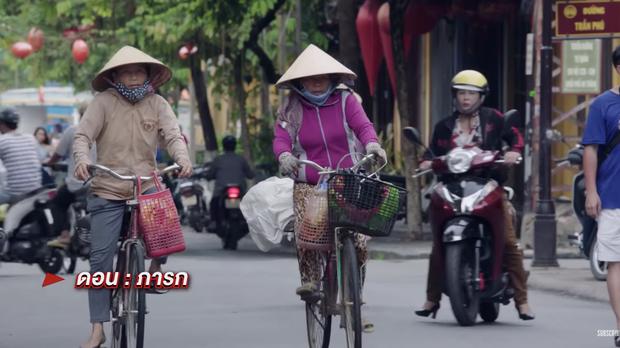 HLV The Face Thái đeo bám Jun Vũ không ngừng khi ekip phim Thái Wolf ghi hình tại Đà Nẵng - Hội An - Ảnh 9.