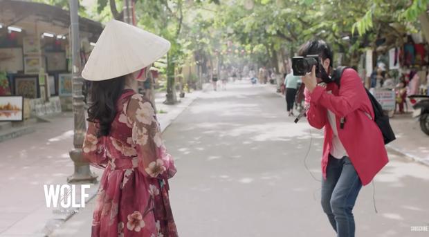 HLV The Face Thái đeo bám Jun Vũ không ngừng khi ekip phim Thái Wolf ghi hình tại Đà Nẵng - Hội An - Ảnh 10.