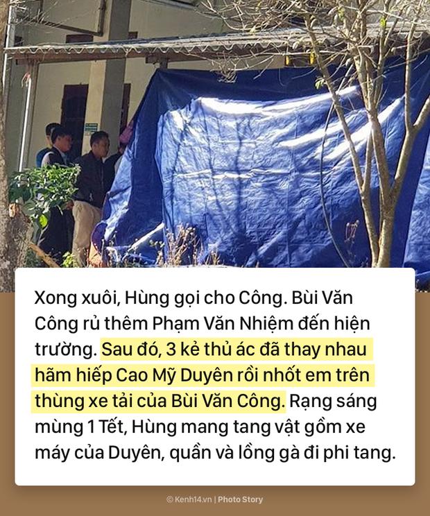 Vụ nữ sinh giao gà ở Điện Biên: Hành trình gây án man rợ với nữ sinh - Ảnh 7.