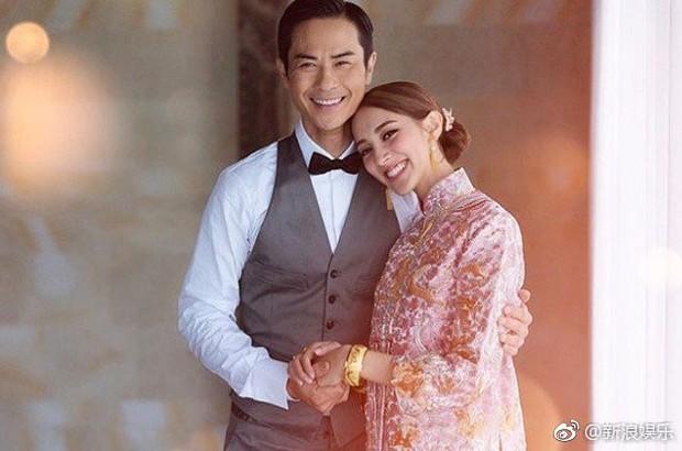 Sau bao đồn đoán, cuối cùng Trịnh Gia Dĩnh cùng bà xã Hoa hậu đã chịu khoe tiểu quý tử - Ảnh 3.