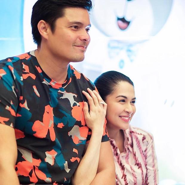 Mỹ nhân đẹp nhất Philippines mở tiệc đón con thứ 2, dân tình chỉ dán mắt vào nhan sắc cực phẩm của bé gái đầu lòng - Ảnh 4.