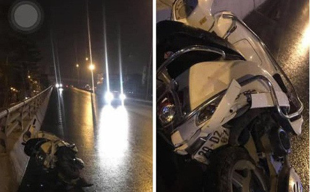 Tài xế Range Rover bỏ chạy sau khi đâm 2 người tử vong ở Hà Nội ra trình diện, khai trước đó có tham gia liên hoan - Ảnh 2.