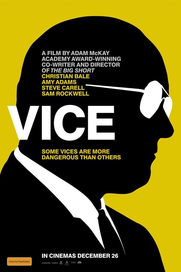 """""""Vice"""" - Chân dung thiếu tính người của phó tổng thống quyền lực nhất lịch sử Hoa Kỳ - Ảnh 2."""