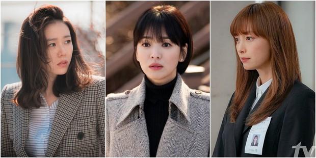 Bạn có nhận ra các 'noona' trong phim Hàn, từ 'Chị Đẹp' đến 'Encounter' và 'Phụ Lục Tình Yêu' đều giống nhau đến kỳ lạ - Ảnh 1.