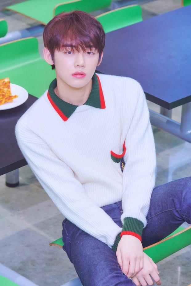 TXT tung ảnh nhá hàng cho album đầu tay, thành viên giống Jungkook (BTS) được quan tâm số một! - Ảnh 4.