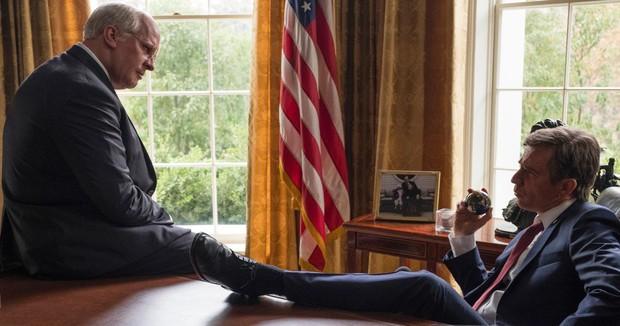 """""""Vice"""" - Chân dung thiếu tính người của phó tổng thống quyền lực nhất lịch sử Hoa Kỳ - Ảnh 6."""
