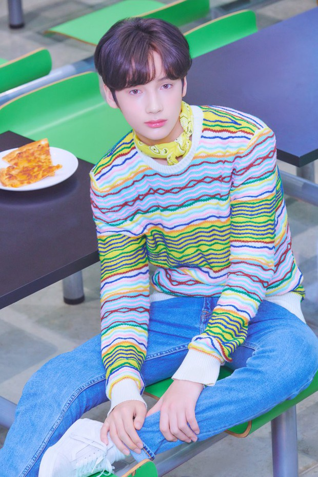 TXT tung ảnh nhá hàng cho album đầu tay, thành viên giống Jungkook (BTS) được quan tâm số một! - Ảnh 7.
