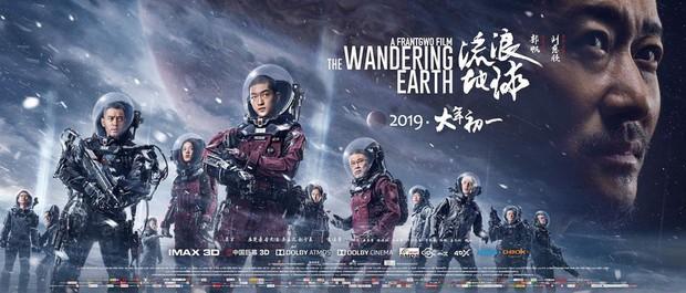Từng bị rút vốn đầu tư, chẳng ai ngờ The Wandering Earth lọt top doanh thu cao nhất mọi thời đại ở Trung Quốc - Ảnh 1.