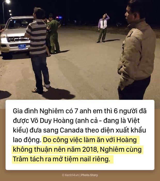 Toàn cảnh vụ Việt kiều bị tạt axit, cắt gân chân ở Quảng Ngãi và những tình tiết bất ngờ - Ảnh 9.