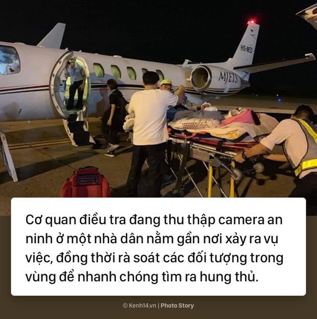 Toàn cảnh vụ Việt kiều bị tạt axit, cắt gân chân ở Quảng Ngãi và những tình tiết bất ngờ - Ảnh 13.