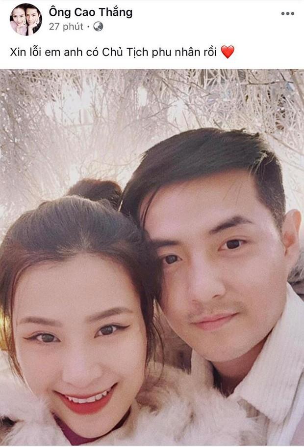 Đông Nhi thả thính theo trào lưu chủ tịch đang hot nhưng câu trả lời của Ông Cao Thắng mới khiến fan phát sốt - Ảnh 2.