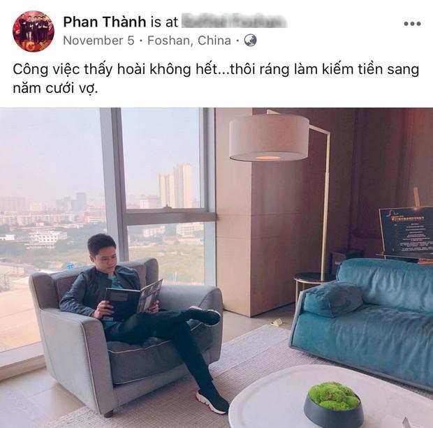Phan Thành - Thiếu gia chăm thả thính nhất Việt Nam: Dăm bữa nửa tháng lại có một cái status đầy ẩn ý! - Ảnh 6.