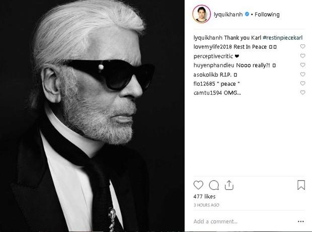 Karl Lagerfeld qua đời, Victoria Beckham, Gigi, Bella Hadid và loạt sao thế giới bày tỏ niềm thương tiếc với huyền thoại thời trang - Ảnh 29.