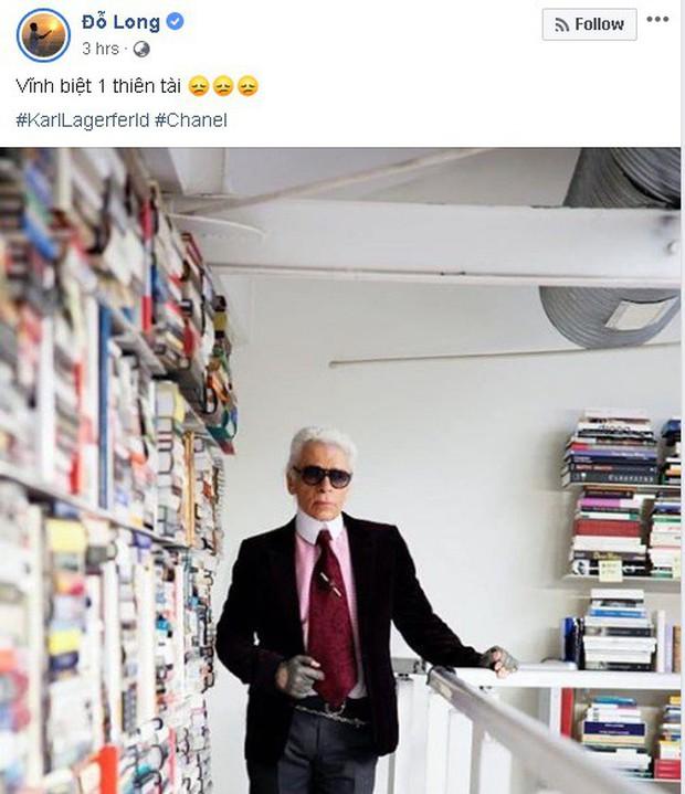 Karl Lagerfeld qua đời, Victoria Beckham, Gigi, Bella Hadid và loạt sao thế giới bày tỏ niềm thương tiếc với huyền thoại thời trang - Ảnh 30.