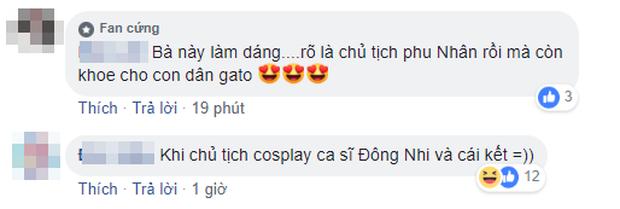 Đông Nhi thả thính theo trào lưu chủ tịch đang hot nhưng câu trả lời của Ông Cao Thắng mới khiến fan phát sốt - Ảnh 4.