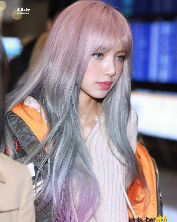 Lisa (Black Pink) hẳn sẽ khiến visual nhiều nhóm lép vế nếu thật sự để kiểu tóc này - Ảnh 3.