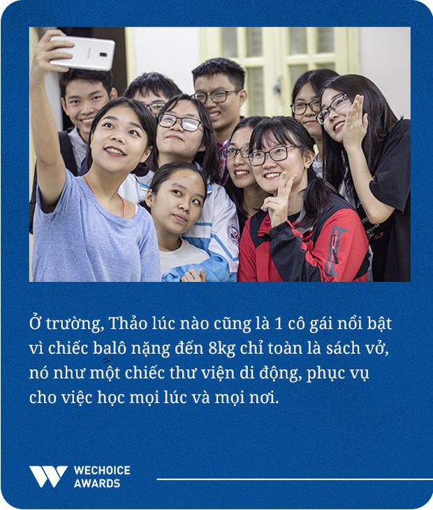 Câu chuyện của cô gái phá vỡ kỷ lục Việt Nam trên đấu trường giáo dục quốc tế: Học cho bản thân nên chưa từng có một giây hối hận - Ảnh 8.