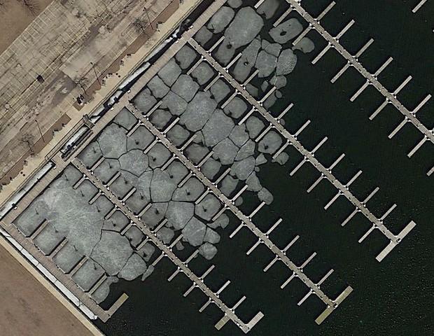 Không cần đi du lịch, Google Earth sẽ giúp bạn khám phá vẻ đẹp muôn màu của trái đất nhìn từ vệ tinh - Ảnh 2.