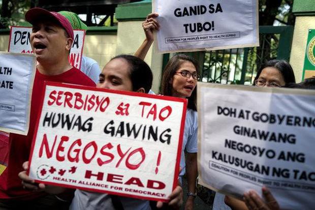 Đánh mất niềm tin vào vắc-xin, dịch sởi tăng 1.000% ở Manila, Philippines - Ảnh 2.