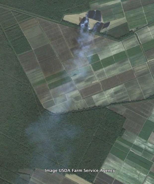 Không cần đi du lịch, Google Earth sẽ giúp bạn khám phá vẻ đẹp muôn màu của trái đất nhìn từ vệ tinh - Ảnh 15.