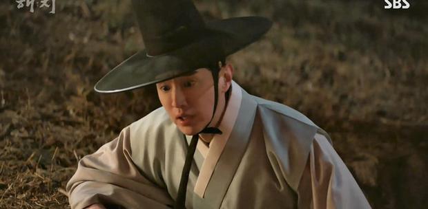 Chưa kịp yêu Go Ara, fan đã đẩy thuyền đam mỹ của Jung Il Woo và bạn thân trong Haechi - Ảnh 3.