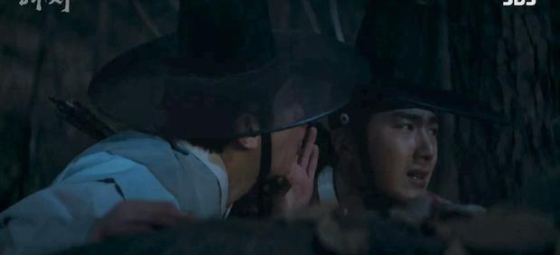 Chưa kịp yêu Go Ara, fan đã đẩy thuyền đam mỹ của Jung Il Woo và bạn thân trong Haechi - Ảnh 4.