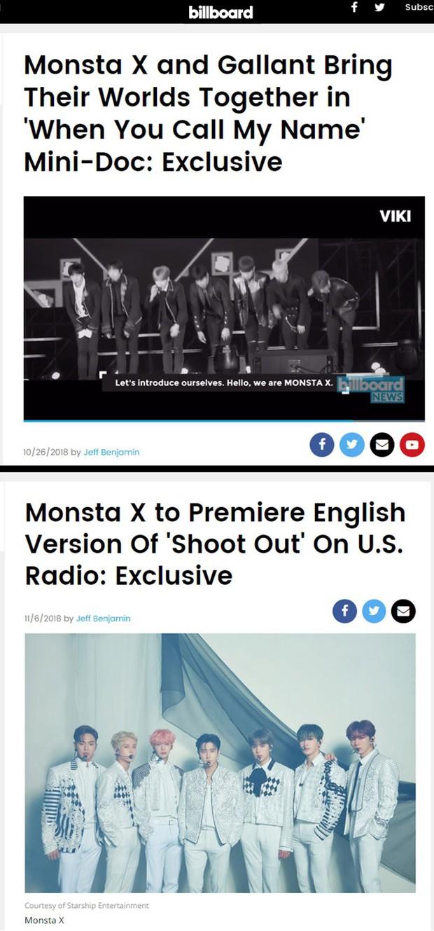"""Chập chững gặt hái thành công ở Mỹ, liệu MONSTA X có tiềm năng thành """"BTS thứ 2""""? - Ảnh 4."""
