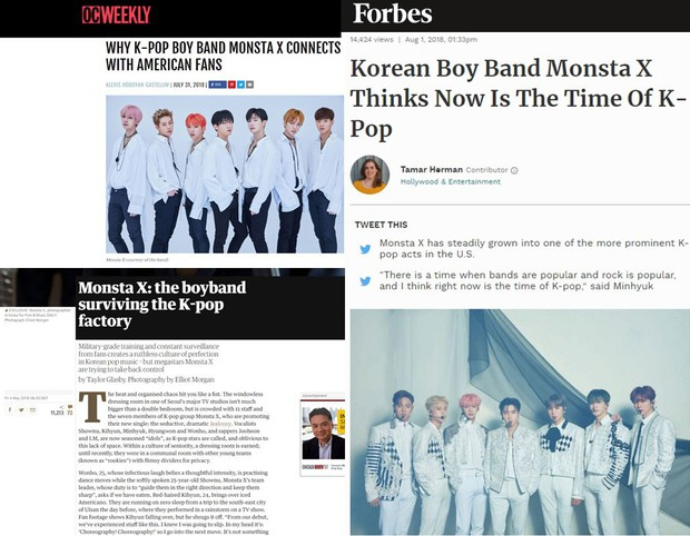 """Chập chững gặt hái thành công ở Mỹ, liệu MONSTA X có tiềm năng thành """"BTS thứ 2""""? - Ảnh 5."""
