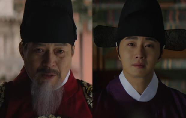 Chưa kịp yêu Go Ara, fan đã đẩy thuyền đam mỹ của Jung Il Woo và bạn thân trong Haechi - Ảnh 12.