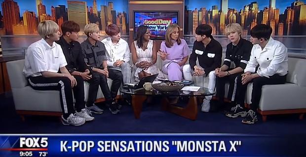 """Chập chững gặt hái thành công ở Mỹ, liệu MONSTA X có tiềm năng thành """"BTS thứ 2""""? - Ảnh 7."""