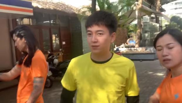 Gửi lời chúc mừng bạn thân S.T Sơn Thạch, Lan Ngọc vô tình tiết lộ đang đi quay Running Man Vietnam? - Ảnh 3.