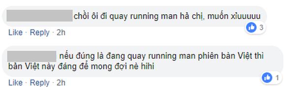 Gửi lời chúc mừng bạn thân S.T Sơn Thạch, Lan Ngọc vô tình tiết lộ đang đi quay Running Man Vietnam? - Ảnh 5.