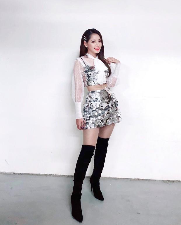 Chi Pu up ảnh khoe style mới nhưng dân tình lại đồng loạt gọi tên Jennie (Black Pink) - Ảnh 1.
