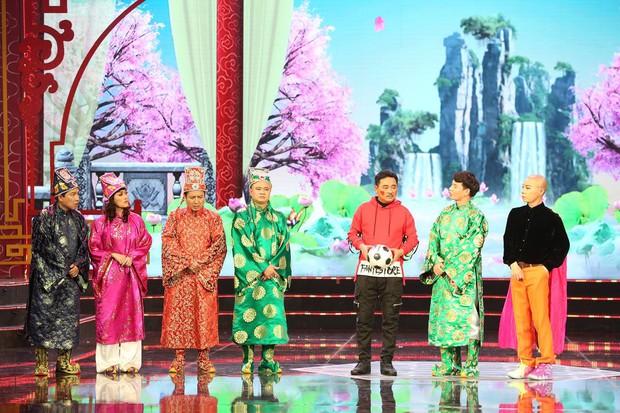 Táo Quân 2019 tung clip hé lộ toàn cảnh chương trình từ hậu trường đến sân khấu trước 2 ngày lên sóng - Ảnh 2.